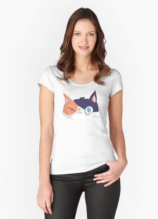 Blusinha gatinho de rua