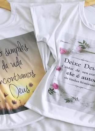 2 blusas femininas tshirts