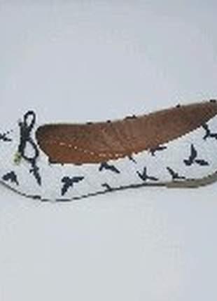 Sapatilhas femininas passaros livres #blackfryday