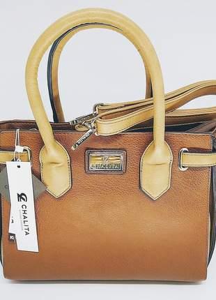 db1187e25 Bolsa original marca chalita - R$ 89.90 (com alça transversal, de ...