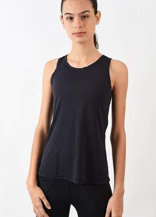 Camiseta evolution feminina básica preta