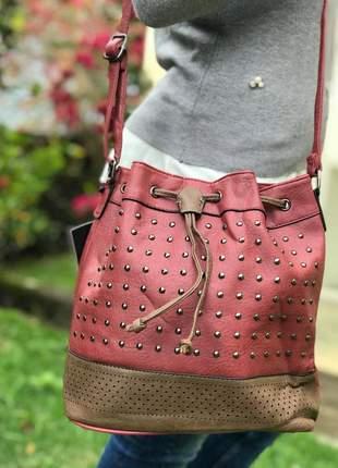 Bolsa saquinho com spike
