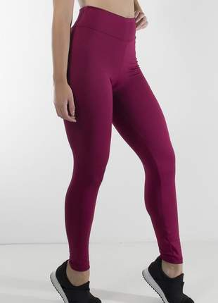 Legging lisa fitness cintura alta suplex