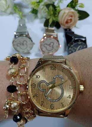 Relógio inspired mickey