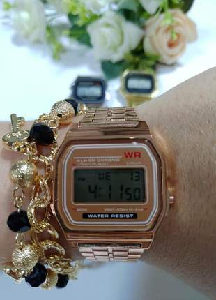 Relógio inspired casio