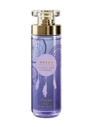 Dream body splash desodorante filtro dos sonhos 200ml