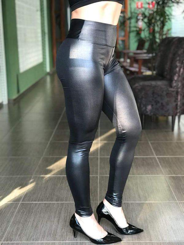 8986f4b9f ... Kit 3 calça legging cirrê | couro ecológico | couro sintético | couro  fake #blackfriday2 ...
