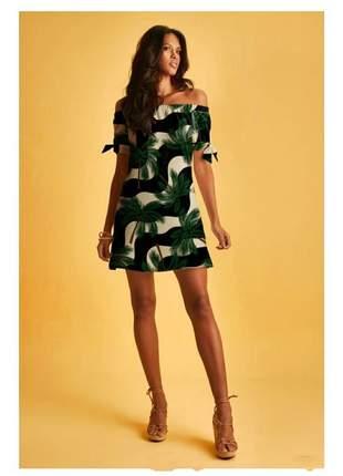 Vestido curto dress
