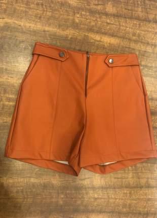 Shorts em corino