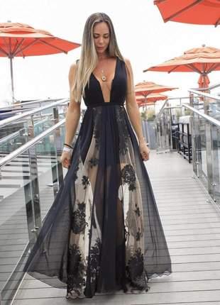 Vestido revolve