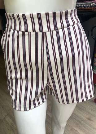 Shorts listras
