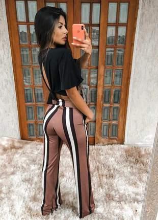 😍 calça pantalona