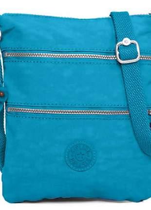 Mini bolsa importada kipling rizzi original azul