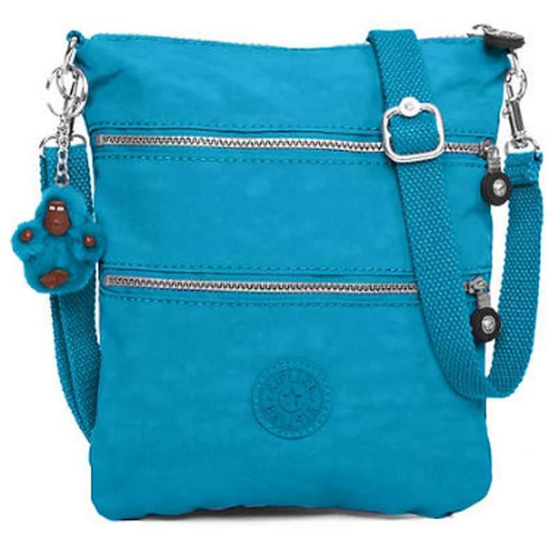 40c02c5a5 Mini bolsa importada kipling rizzi original azul - R$ 210.00 (de ...