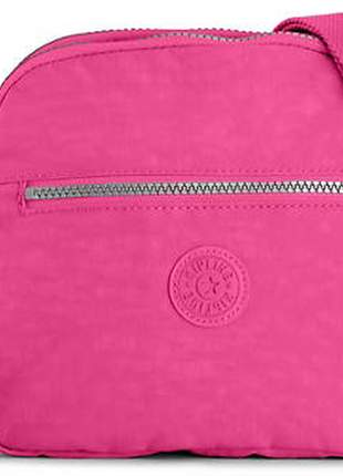 Bolsa kipling keefe rosa original