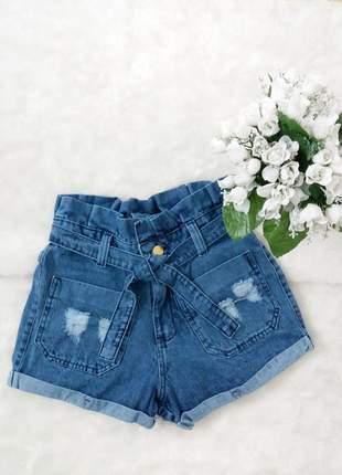 Short jeans clouchard