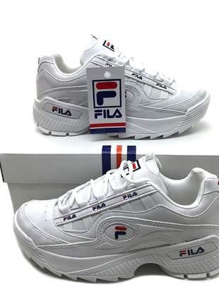 Tênis fila branco