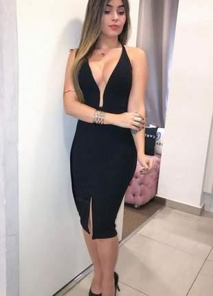 Vestido moda festa